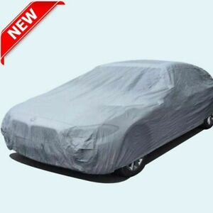 Full Car Cover Durable Small Mid Large Size Dustproof Waterproof Breathable Be