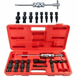 Slide Hammer Internal Kit 9pc Blind Hole Bearing Puller Set Remover Kit Be