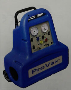 Promax Pro Vax Refrigerant Recovery System New