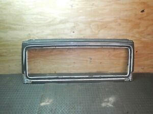 Jeep Wrangler Tj 97 02 Painted Grey Wind Shield Windshield Frame Free Ship