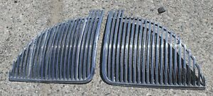 1938 Desoto Grille Grill Nice Pair