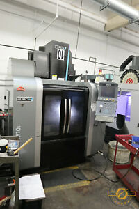 Hurco Vm10i 20 X 16 Y 20 Z Cnc Vertical Machining Center New 2012