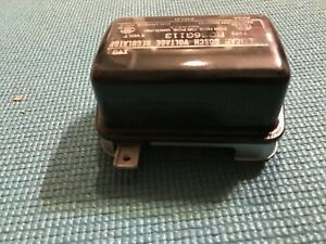 Genuine American Bosch Voltage Regulator Rgs12g108 12v Lot Of 3
