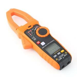 Peakmeter Pm2128s Non contact Digital Ac dc Voltage Current Clamp Meter Lj