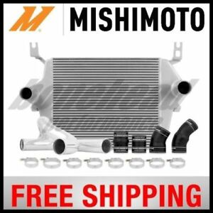 Intercooler Kit Ford 6 0l Powerstroke Mishimoto Fits 04 05 Ford Excursion