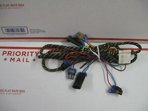 Western 61716 Fisher 8267 Relay type Snow Plow Harness Some Hb 3 Hb 4 Hea