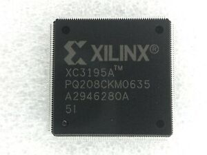 Xc3195a 5pq208i Xilinx Ic 2 Pieces