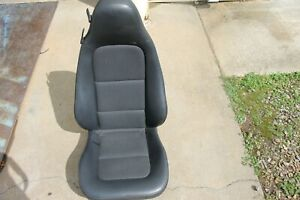 Oem Bmw Z3 96 02 Right Passenger Front Seat Cushion Black Leather