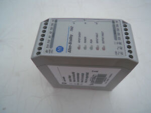 Allen Bradley 700 zbr100az1 Safety Relay