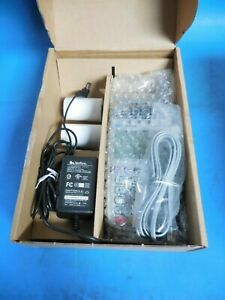 Verifone Vx520 Emv Credit Card Terminal Chip Reader W power Supply Cord