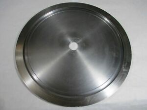 Used Replacement Food Meat Slicing Blade Hobart 2000 Series 2912 B Germany