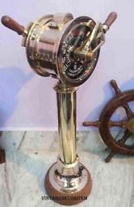 Brass Ship S Engine Order Telegraph 29 Nautical Decorative Antique Collectible