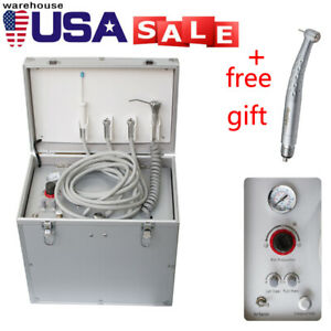 usa dental Portable Delivery Unit three Way Syringe suction System handpiece
