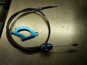 1979 1995 Mustang Clutch Cable Quadrant And Firewall Adjuster Kit