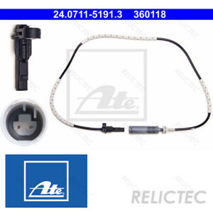 Rear Abs Wheel Speed Sensor Bmw e90 e93 e91 e92 e82 e88 e87 e81 3 1 34526785022