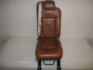 2003 2017 Navigator Expedition Second 2nd Row Middle Jump Seat King Ranch Nice