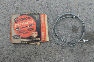 1950 1951 1952 Chysler Dodge Speedometer Cable Assembly