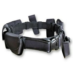 Taigear 10 Pieces Law security Officers Tactical Duty Belt W holsters