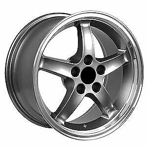 Oe Wheels 8181901 Mustang Cobra R 98 Deep Dish Wheel