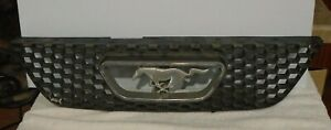 For 1999 2004 Ford Mustang Base Gt Grille Black I Think
