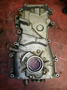 93 01 Nissan Altima Genuine Oem Oil Pump Lower Timing Engine Cover Get Fast
