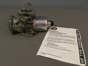 Genuine Su Carburetor Hif6 44 With Tuning Guide less Than 1 Hour Run Time