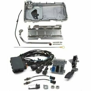 Chevrolet Performance 19417356k4 Lsx376 B15 376ci Engine Install Kit Efi Configu