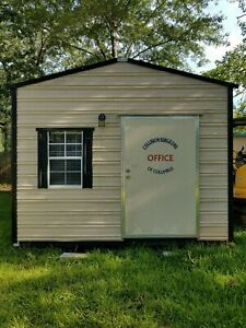 Thrifty Portable Building Office Man Cave She Shed