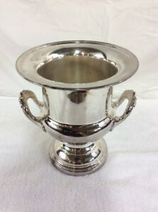 Eales Of Sheffield Silverplate 1779 Champagne Cooler Chiller Ice