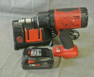 Chicago Pneumatic 20v 1 2 Cordless Impact Wrench 117909 1 Nw