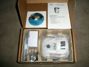 Cisco Pvc300 Ptz Ip Network Security Camera Pan Tilt Zoom Indoor Audio Poe