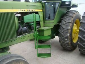 John Deere Steps Includes Handrail Free Shipping 30 40 50 55 Series Tractor