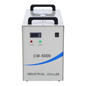 Cw5000 Industry Water Chiller For Co2 Laser Engraving Cutting Machine 110v