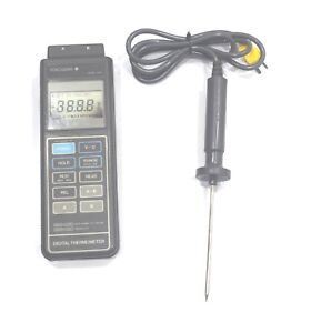 Yokogawa 2455 Digital Micro Precision Thermometer