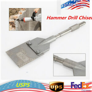 Clay Spade Rotary Hammer Drill Bit For Demolition Jack Hammer Breaker 150 50mm