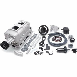 Edelbrock 1522 E force Enforcer Rpm Efi Supercharger System Small Block Chevy Vo