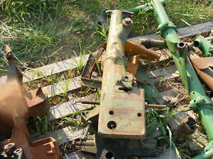 Antique John Deere 40 420 Utility Bolster Axle Support Farmerjohnsparts