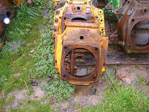 Antique John Deere 1010 Dozer Crawler Clutch Housing Farmerjohnsparts