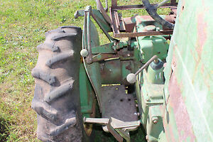 Antique John Deere 40 420 430 Standard Right Fender Farmerjohnsparts