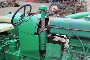 Tractor Dozer Crawler John Deere 1010 Air Cleaner Pipe Farmerjohnsparts