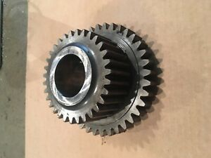 International Tractor 4wd Cluster Gear 3388 3588 3788 Part 132572c1