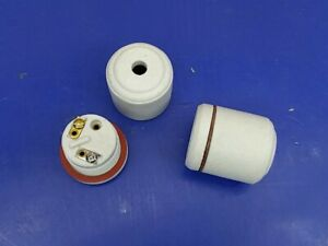 5 Box Of 10 50 Porcelain Socket 2 piece Replacement For Brooder Heat Lamp