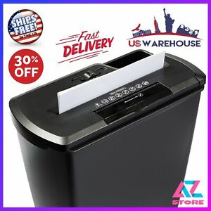 Commercial Office Shredder Paper Destroy Heavy duty Cd Dvd Credit Card
