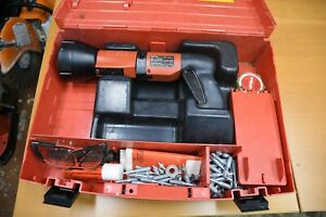 Hilti Dx 600n Heavy Duty Powder Actuated Nail