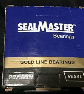 Flange Bearing 4 bolt ball 1 1 2 Bore Sealmaster Sf 24