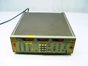 Wiltron 6647a Programmable Sweep Generator 10mhz To 18 6ghz
