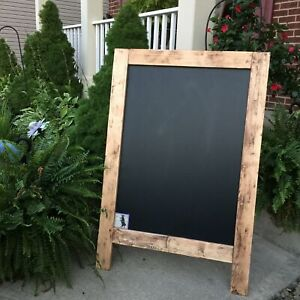 Double Sided A frame Sandwich Sign