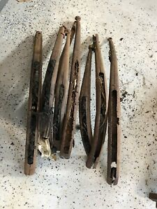 1929 1930 1931 1928 Model A Ford Roadster Touring Top Irons Original Lot