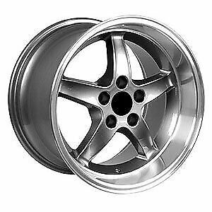 Oe Wheels 8181905 Mustang Cobra R 98 Deep Dish Wheel