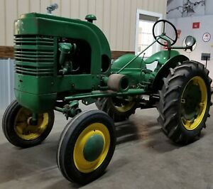 1946 John Deere La Tractor Ie L Mt M Antique Vintage Two Cylinder
